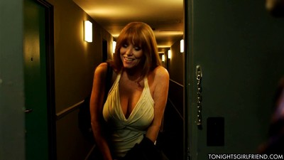 Raunchy milf darla crane tills as a sexually excited escort