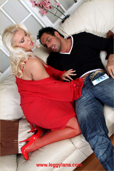 Lana tries out jiffy performer hardon goo with this concupiscent gentleman and the results were fucking impure