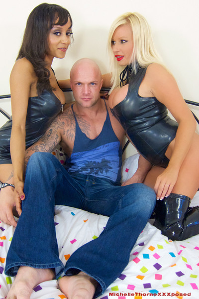 Michelle thorne and crystal coxxx ffm act
