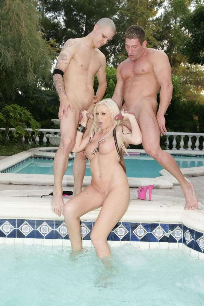 Dualistic dicked golden-haired kelly - part 495