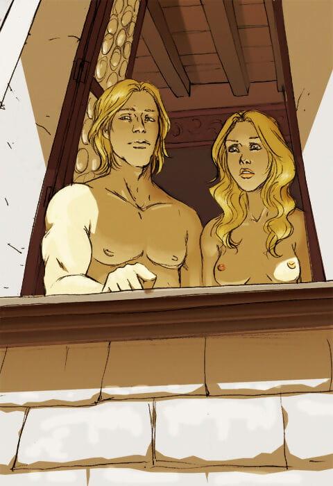 Cersei lannister comics porn - part 1571