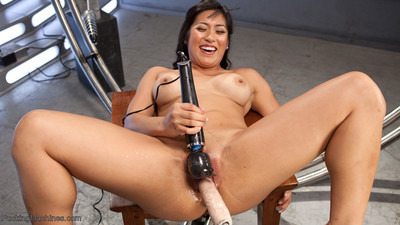 Cage of love fucking, wazoo fucking, and once in a time penetration astonishingly for mia li!!