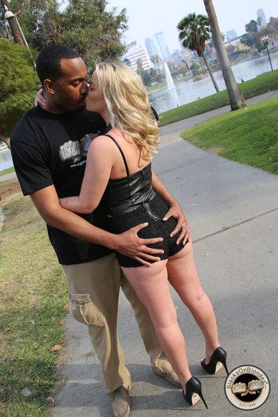 blacks on blondes eager 164