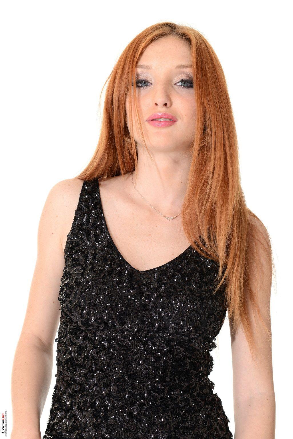Angel Blond Porn Gallerys sweaty ukrainian redhead angel erotic dance and stretching
