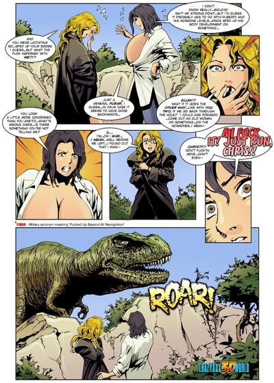 Grown up fantasy comics