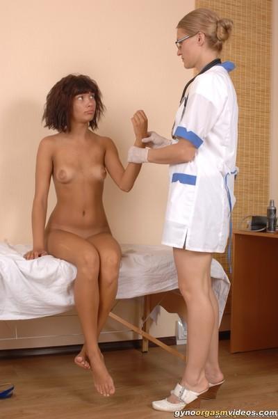 Medical real female orgasm