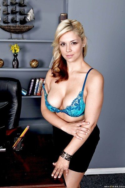Talented chicito Sarah Vandella shares her sexual energy with every person
