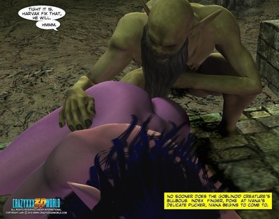 A monster activity a sheelf in these comics