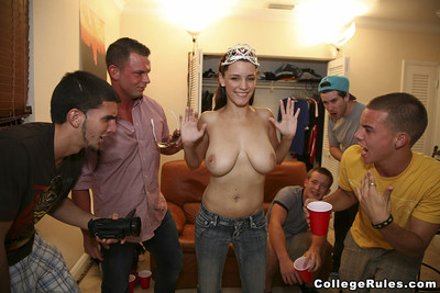 Rounded babe allison evers titty fucking at college terms