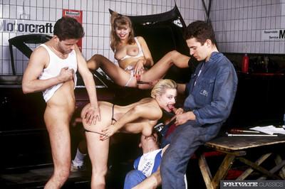 The best european vintage porn pictures