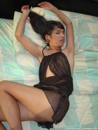 Amateur Chinese ladyboy exgirlfriend babe