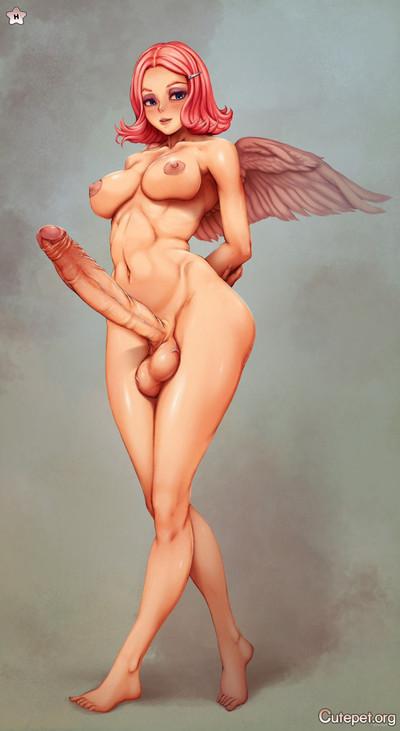 Angel dickgirls porn