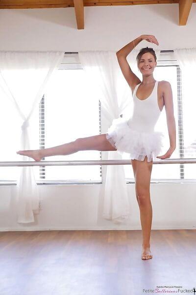 Insignificant ballerina creampie - part 1230