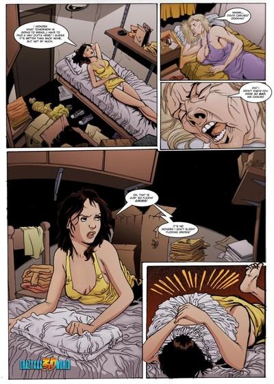 Adult xxx activity comics