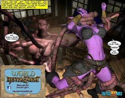 Full-grown wish xxx comics