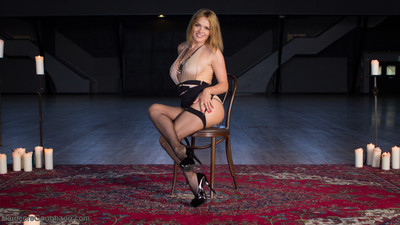 Krissy lynn is a woman who aspires to be fucked and who are we to deny her? hard r
