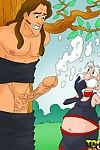 Hot s&m cartoon characteres everywhere