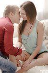 Perfect Teen Liona has a good sexual act time with Nikolas