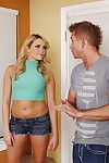 Reality wife Mia Malkova is enjoying the taste of a hot cum