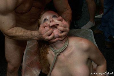 Audrey Hollander takes dual anal, dual vag, fisting, & more!