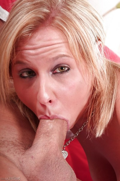 Aria Austin gets a palatable dagger and wants to smack it inside