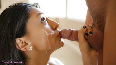 Latina amateur Serena Torres is being bonked in hardcore brand as this chick love