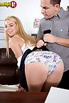 Young tiffany watson try her normal ass-drilling skills