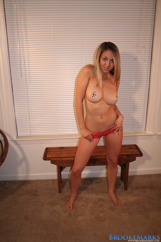 Brooke marks kitty titty pasties