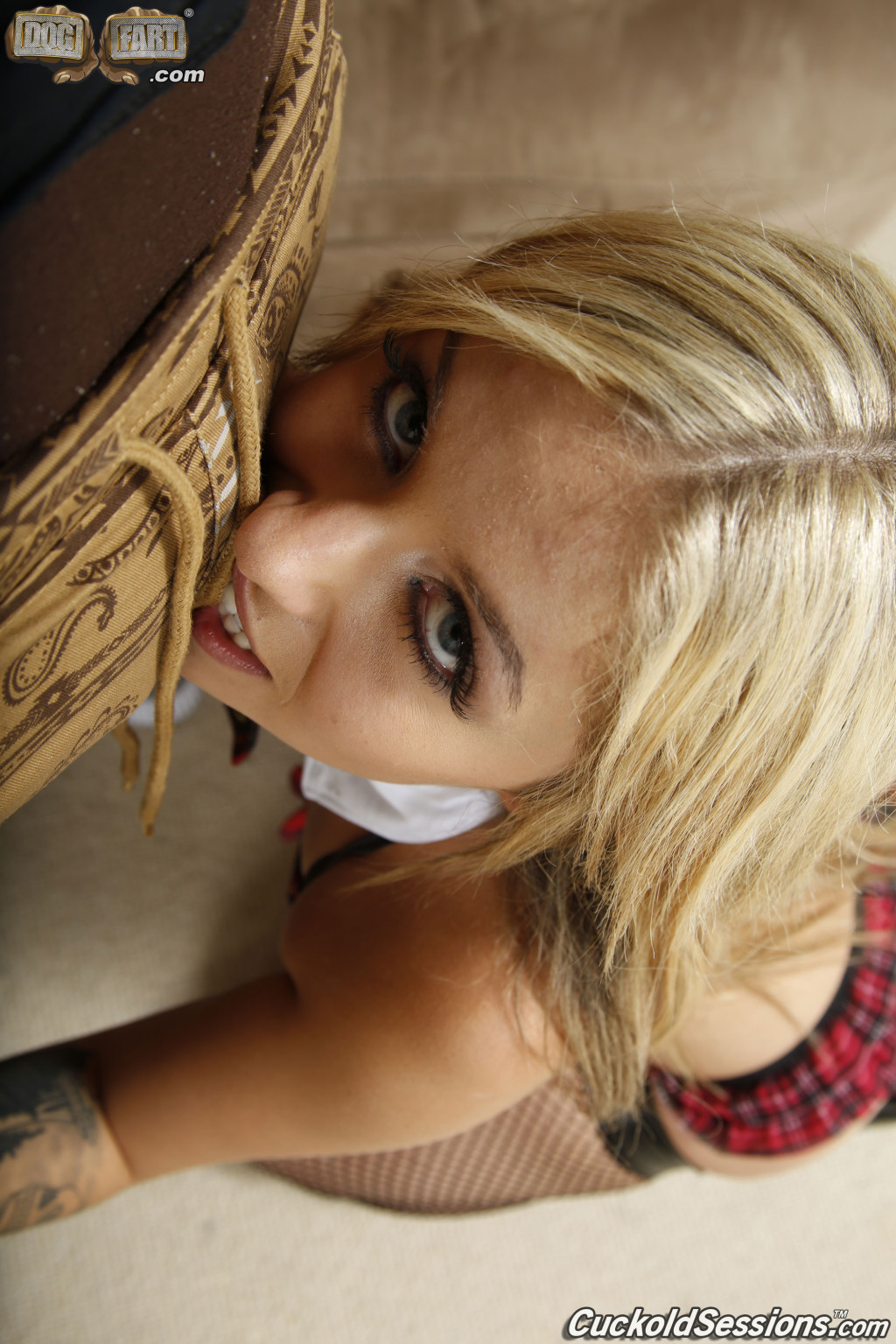 Madelyn monroe has intercourse swarthy guy whilst her bf watches