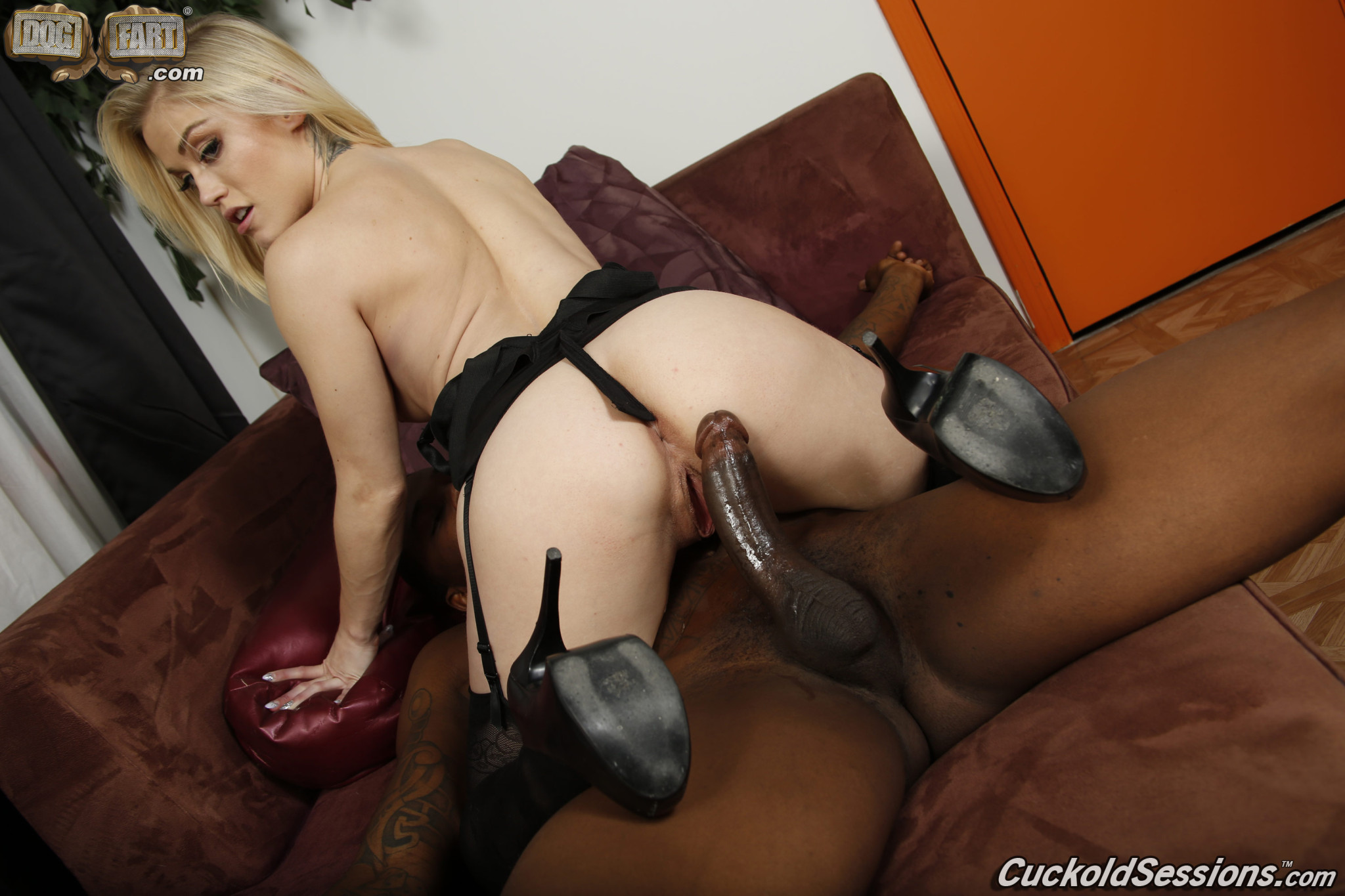 Ash hollywood makes love swarthy stallion during the time that her hubby watches