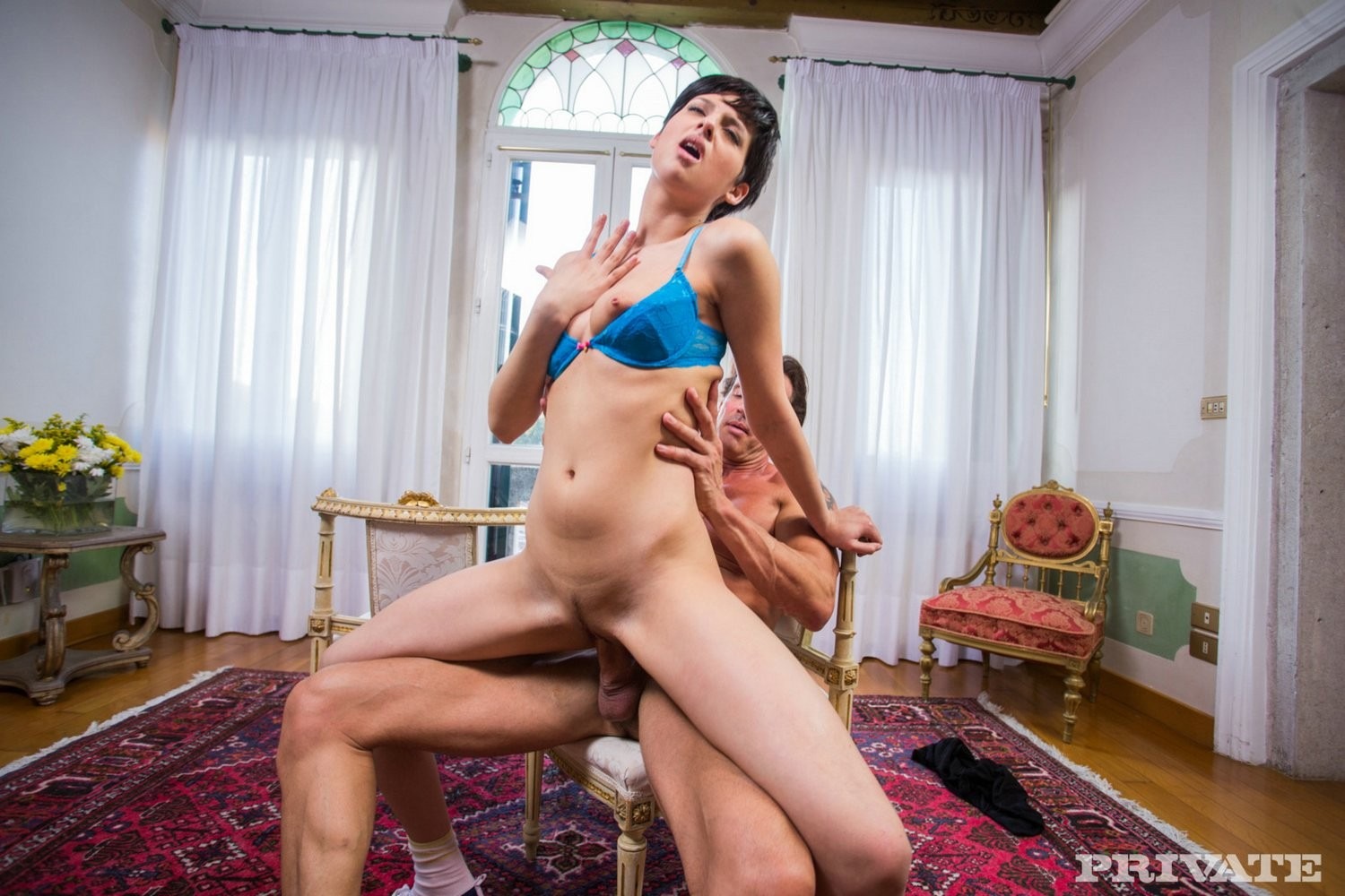 Amateur coco de mal orally fixating and cumong enormous weenie