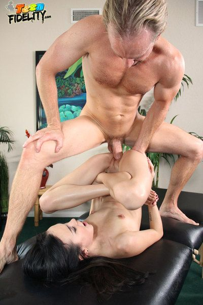 Amai is your sucky sucky girl and gives Ryan eradicate affect best massage ever!