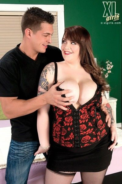 Top chubby cut up marilyn mayson gets fucked