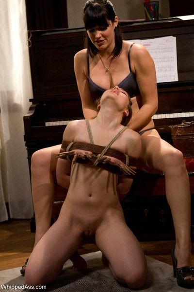 19 domain ancient piano student, tiger wilde, gets on she bargained for as soon as sh