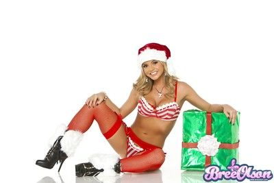 Bree olson hulking you a christmas knack just about remember
