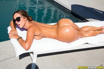 Jada stevens gets her big amazing ass fucked indestructible