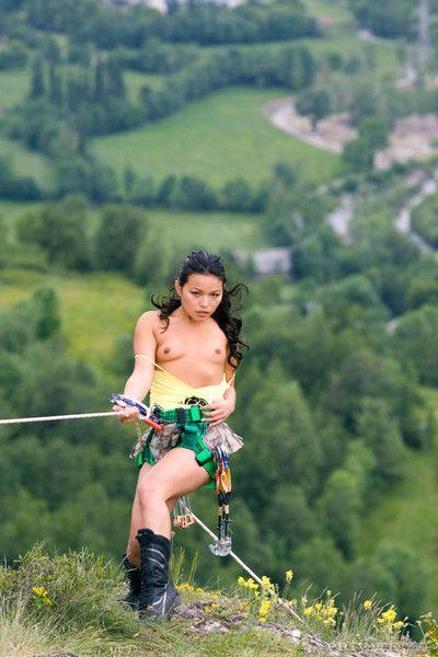 Adventure sports and sex with slutty asian pornstar lassie mai