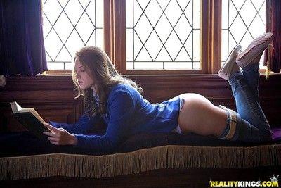 Fat assed schoolgirl shae snow losed of masturbation