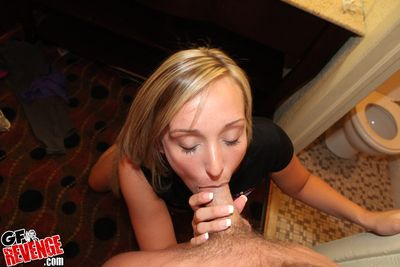 Voluptuous peaches gets shagged hardcore increased by takes a cumshot insusceptible to the brush eye